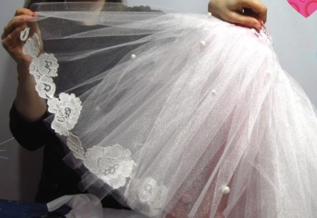 Как украсить платье на новый год