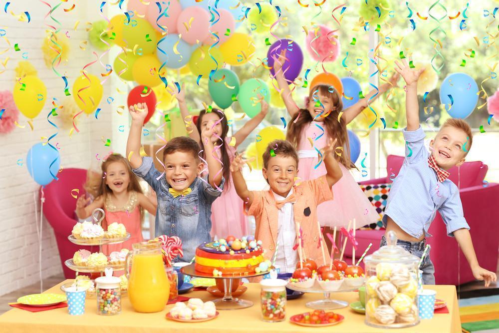Картинки гости на день рождения