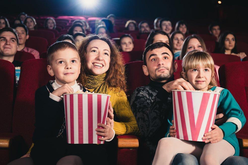 Кино с детьми открытки, пеппа