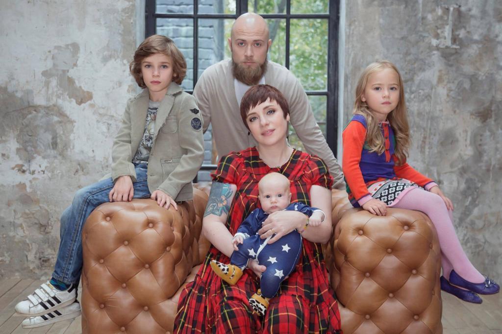 """Тутта Ларсен: """"Мои дети не будут делать татуировки"""""""