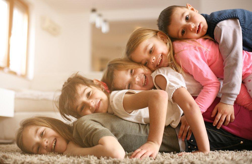 Нужно превратить многодетные семьи в элиту общества!